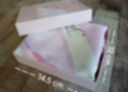 กล่องจั่วปังใส่ผ้าพันคอ กล่องผ้าพันคอ