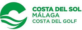 Logo costa del sol - Malaga, Golf