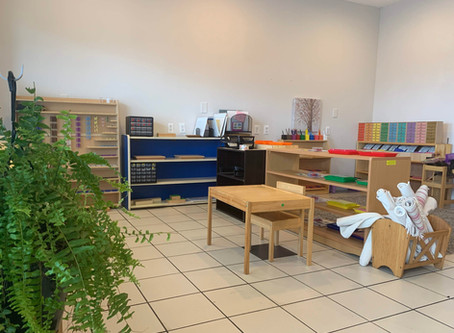 Preparing The Montessori Environment: The First Week