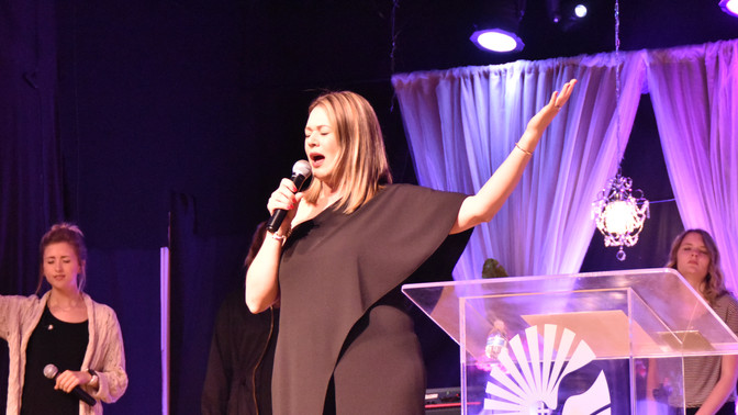 """Bella Women's Ministry Conference """"She Is..."""""""