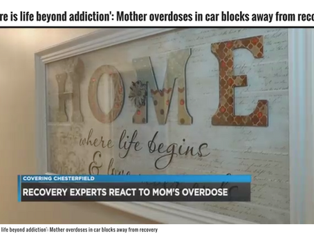 There is life beyond addiction- Mercy House in the news