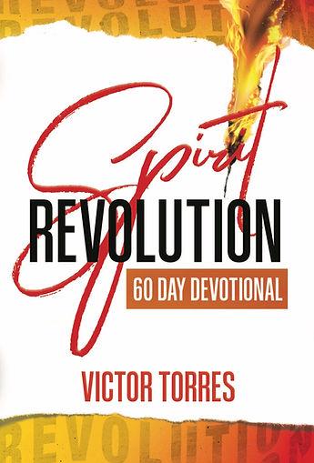 Spirit Revolution Book 60 day devotional