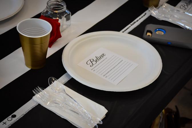 BELIEVE - Women's Dinner Event