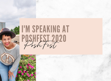 I'm Speaking at PoshFest 2020