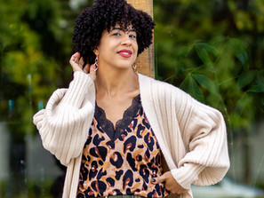 Chunky Cardigan Duster Style