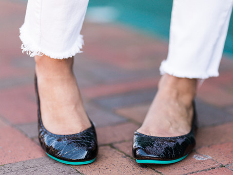 Stylish Ballet Flats you must wear in your 40's