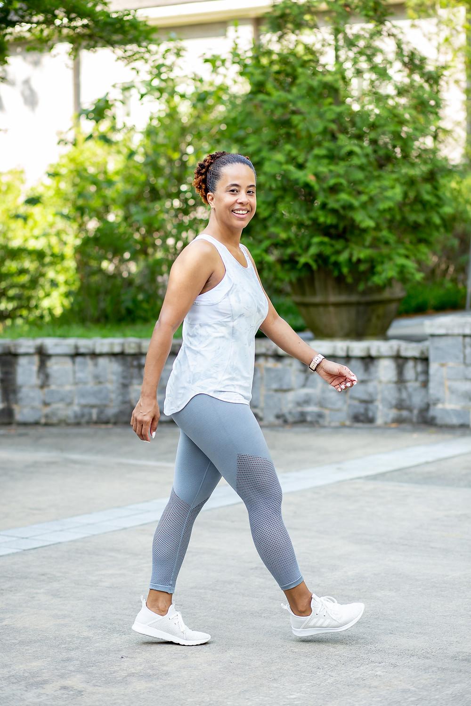 Woman in Joy Lab Workout Leggings