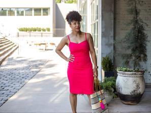 Style Alert: Strappy Sheath Dress