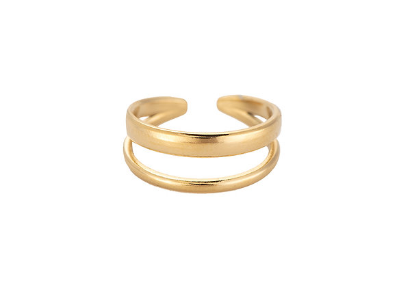 Ring °Simple Two Layered°