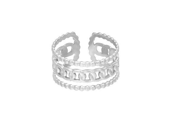 Ring °Triple Chains°