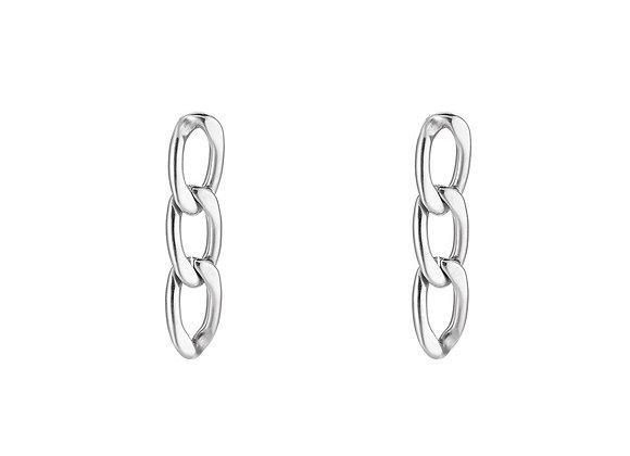 Ohrringe °Flat Chain°