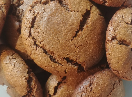 "*non-coconut* Allergen-Friendly Gingerbread Cookie Recipe (tastes like the ""real deal""!)"