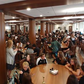Dining Hall Renovation Highlighted in Austin Prep Publication