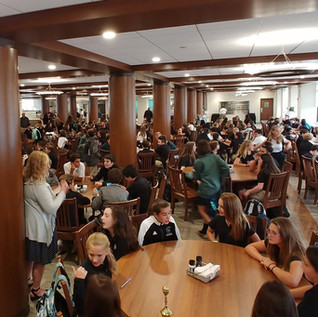A New Dining Hall for Austin Prep