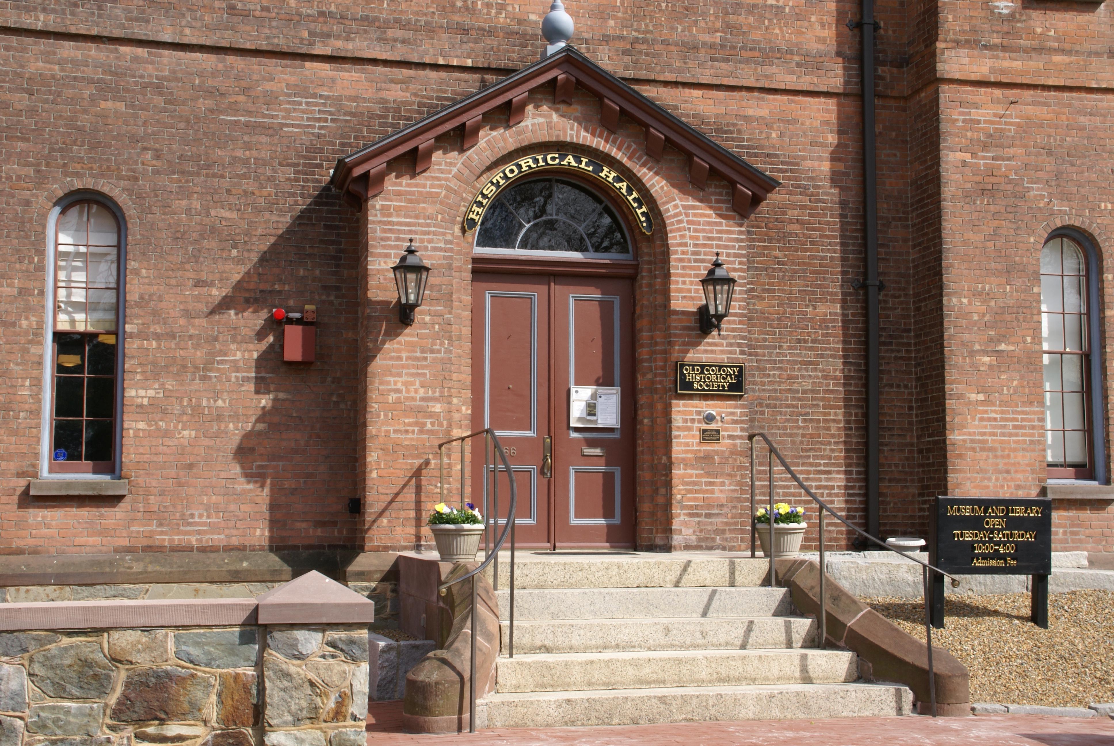 OCHS Front Door 4-29-09