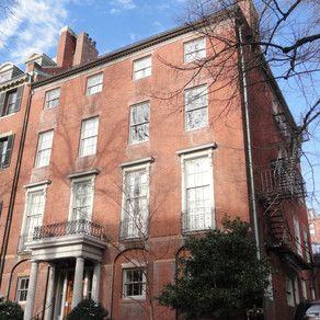 News from the Colonial Society of Massachusetts