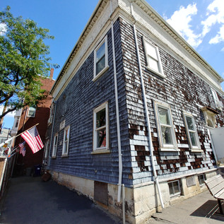 Rehabilitating a Charlestown Landmark