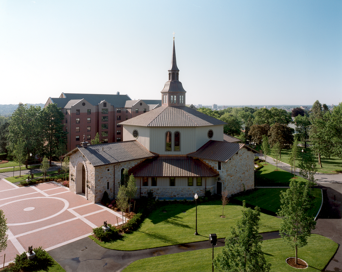 providence college saint dominic chapel