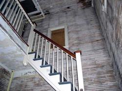 Stairway 1 Before