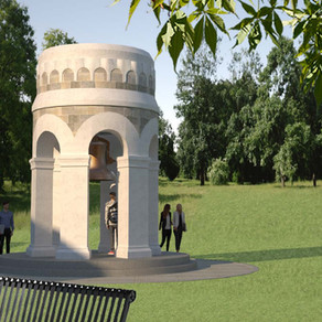 Worcester's Notre Dame Bell Memorial