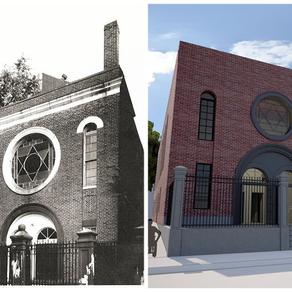 Beacon Hill's Newly Renovated, Vilna Shul: Last Remaining Immigrant-Era Building