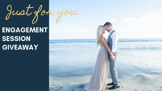 Enter to win FREE engagements!