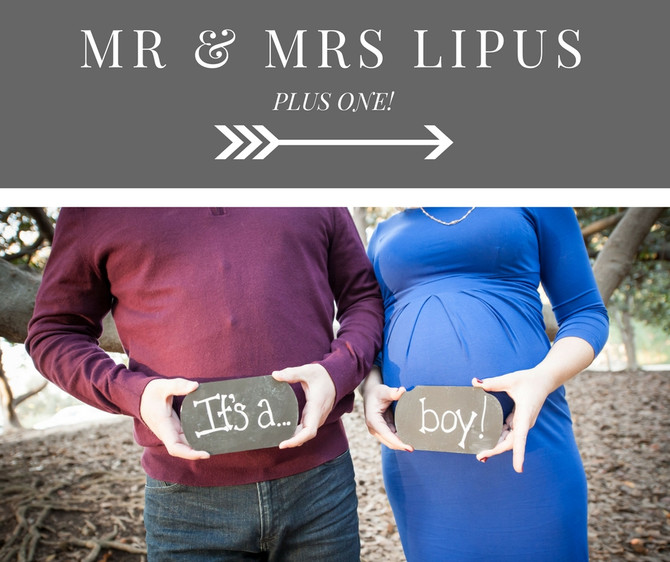 Mr & Mrs. Lipus PLUS 1