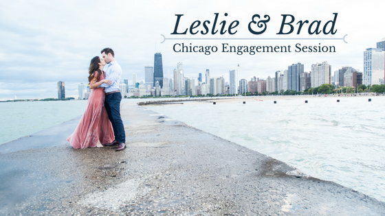 Leslie & Brad Engagement Session