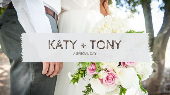 Katy + Tony