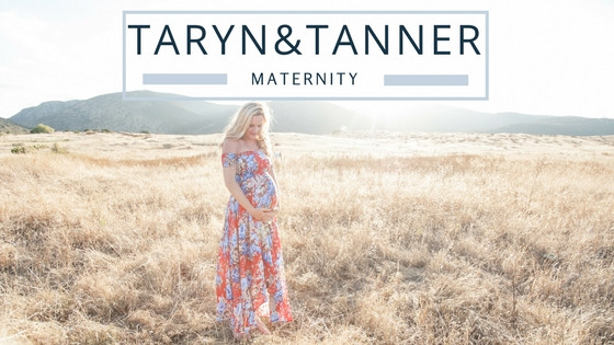 Taryn & Tanner Maternity Photo Session