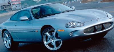 XK8 / XKR 1996-2006