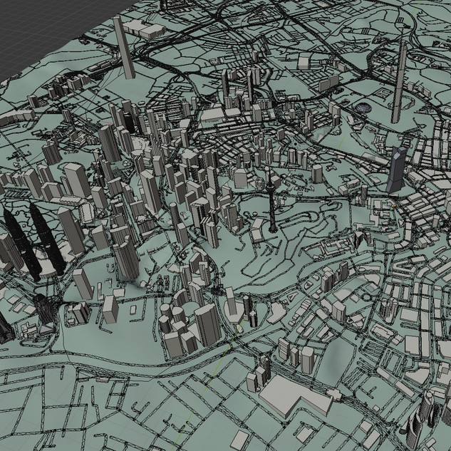KL Virtual 3D Model