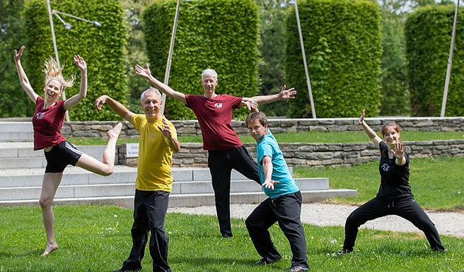 Grundlagen gesunder Bewegung