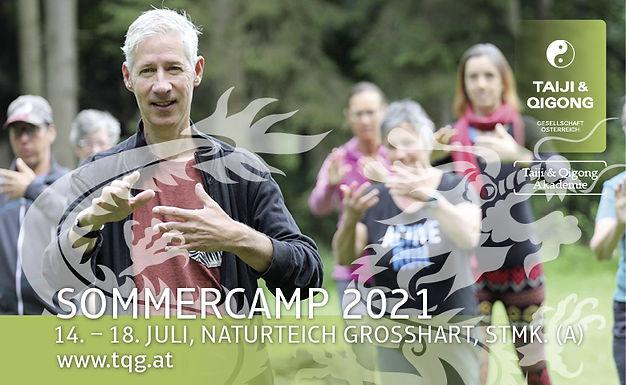 Sommercamp der TQGÖ