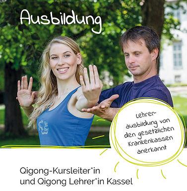 Beginn der Ausbildung zum Qigong-Kursleiter*in Kassel/Deutschland