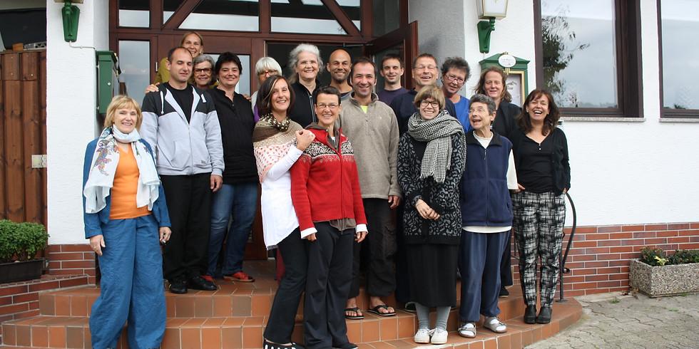 Infotag zur Ausbildung zum Qigong-Kursleiter in Kassel/Deutschland