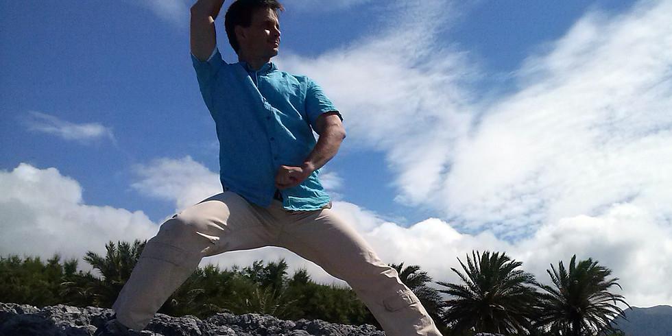 Taiji Quan (Tai Chi Chuan) im Freien  - 108 Bewegungen
