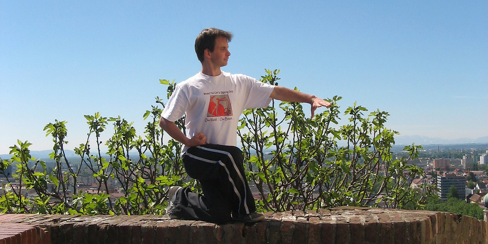 Grundlagen gesunder Bewegung - Taiji Quan (Tai Chi Chuan) - 108 er Form - 1. Drittel