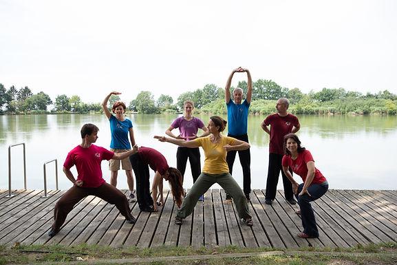 online Seminar: Qigong zum Kennenlernen: Die 8 Brokatübungen