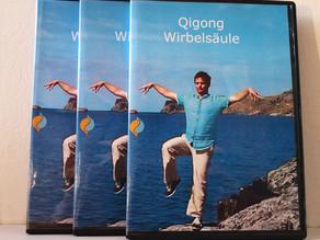 neue DVD: Qigong Wirbelsäule