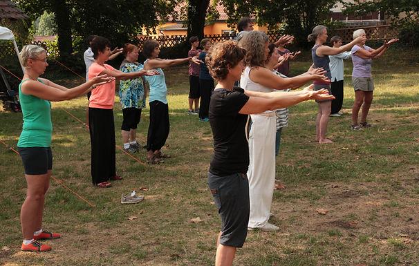 Gesunde Faszien und starke Knochen mit Qigong