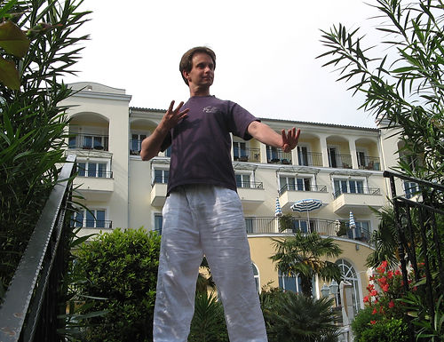 Qigong am Meer im Hotel Miramar****s.