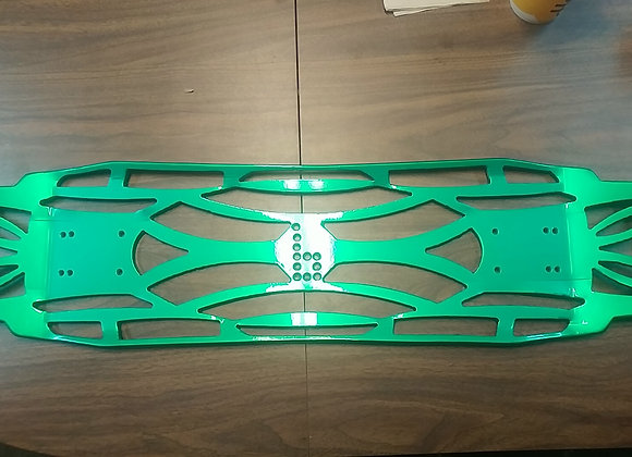 Special Edition Braille Skateboarding Deck