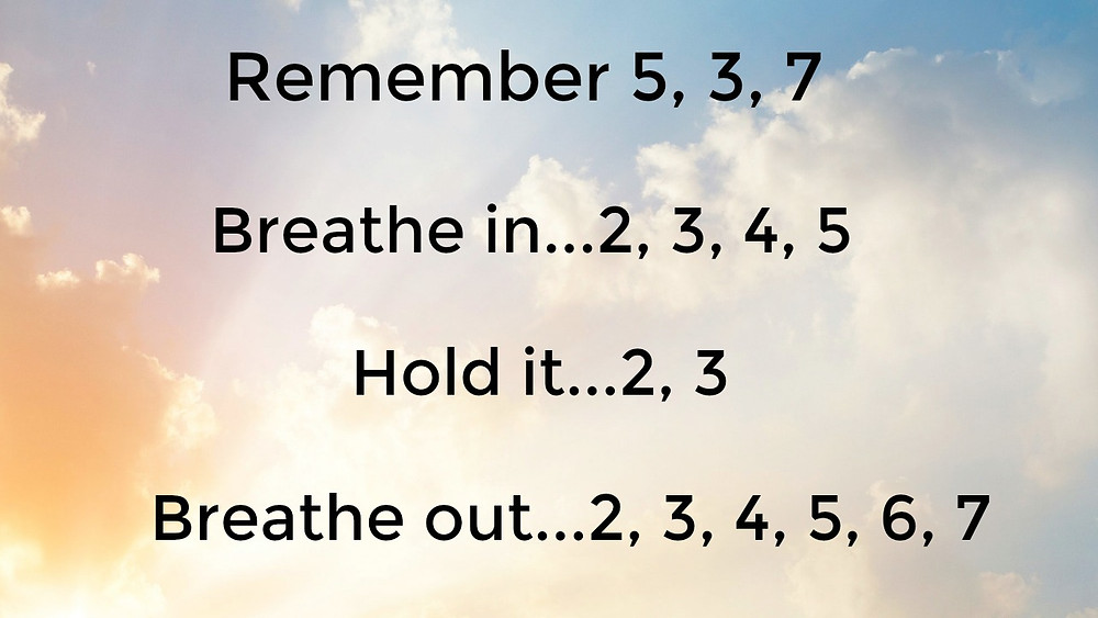 clouds, breathe
