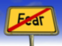 No fear, fears, phobias, therapy, hypnotherapy
