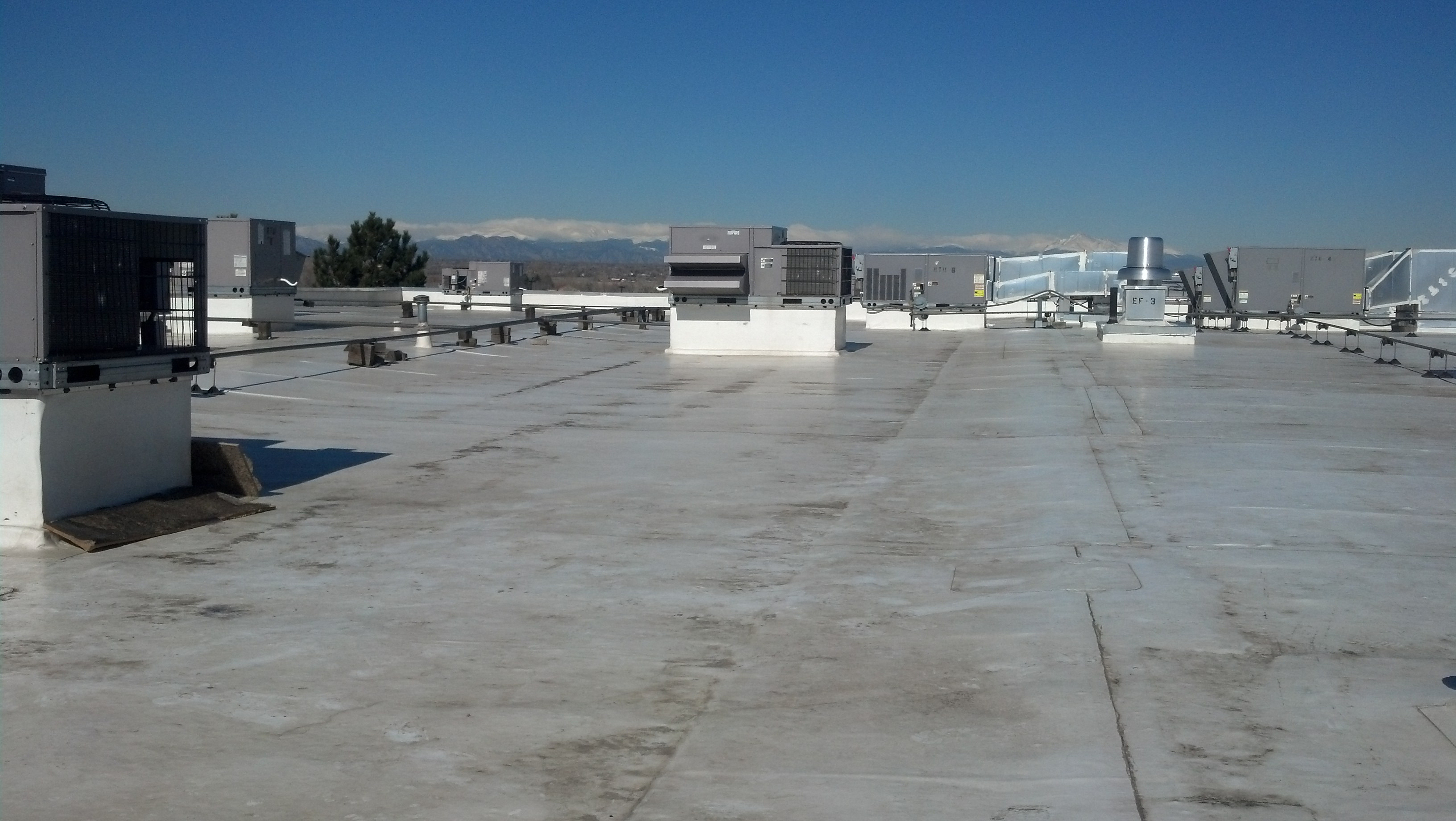 Commercial Roof Asset Evaluation