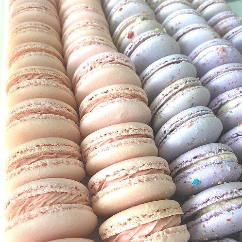 Assorted Macarons- 1 Dozen