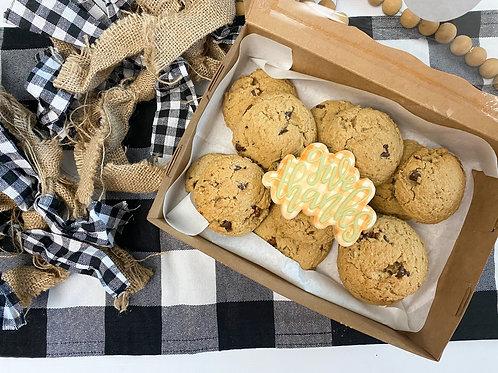 Chocolate Chip Cookies- with pecans 1 DZ