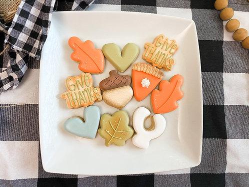 Mini Party Platter- 1Dozen