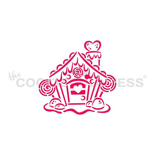 Drawn with Character Gingerbread House PYO